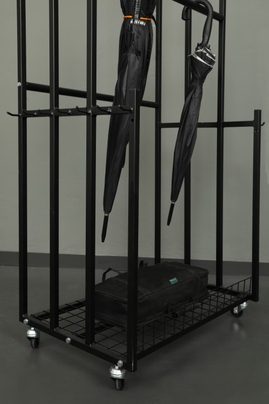 Kare Profilli Şemsiye Standı