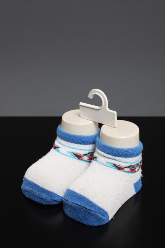 Askılı Bebek Çorap Mankeni