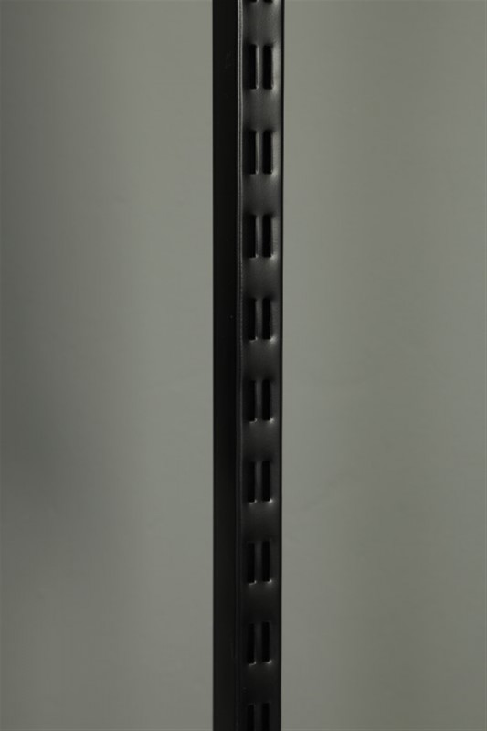 Delikli Fon Bitim Ayağı Siyah