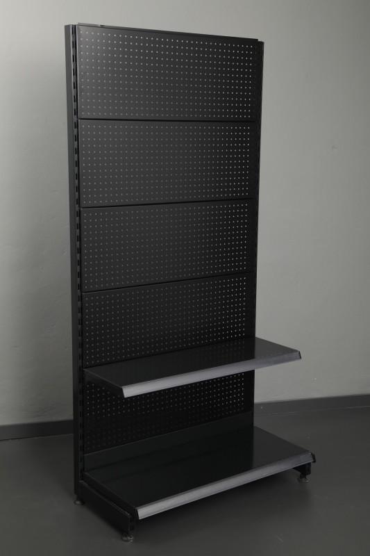 Delikli Fon Raflı Stand
