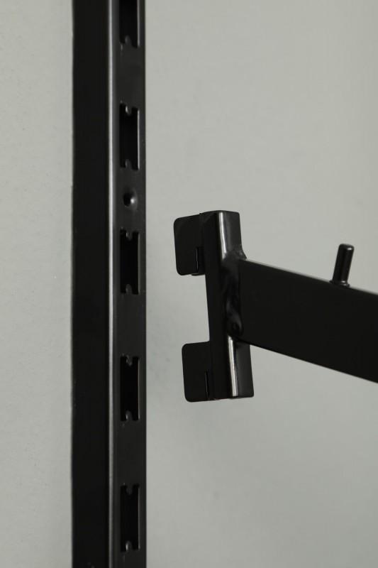 Tırnaklı Eğri Siyah Baston