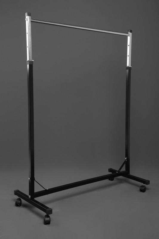 Tekli Ayarlı Boyalı Askılık 100 cm