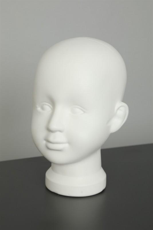 Kısa Bebe Kafa Manken